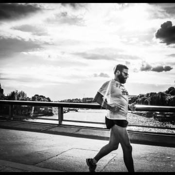 Running for Light
